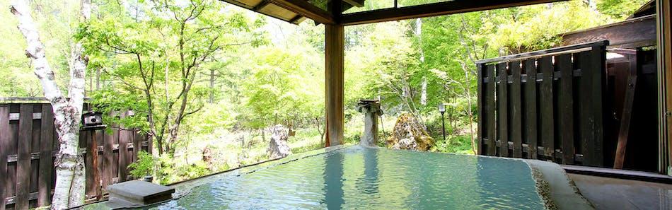 白骨温泉 小梨の湯 笹屋