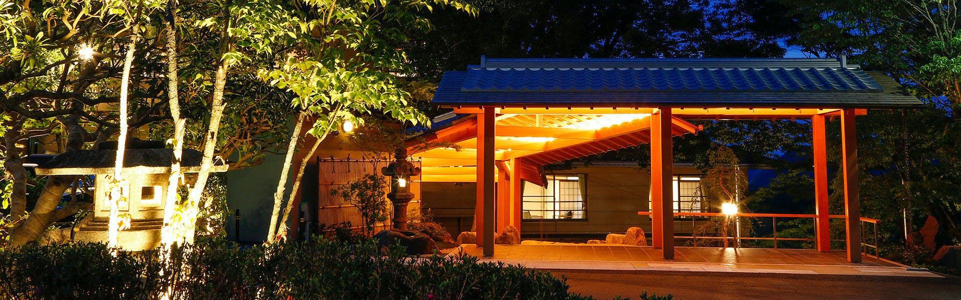 記念日におすすめのホテル・SPA TERRACE 紫翠の写真1