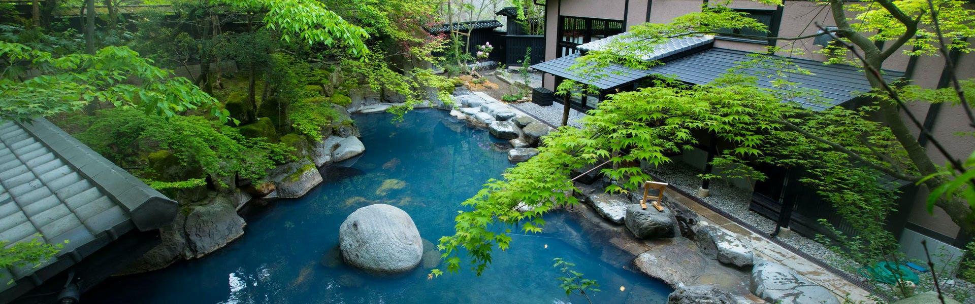 記念日におすすめのホテル・黒川荘の写真3