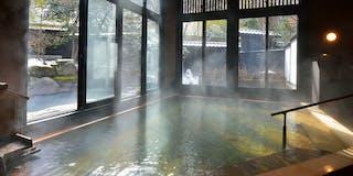 檜室内風呂
