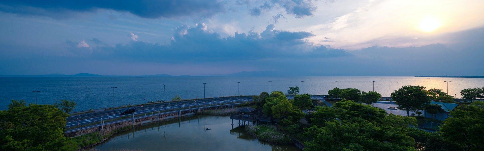 記念日におすすめのホテル・レジーナリゾートびわ湖長浜の写真1