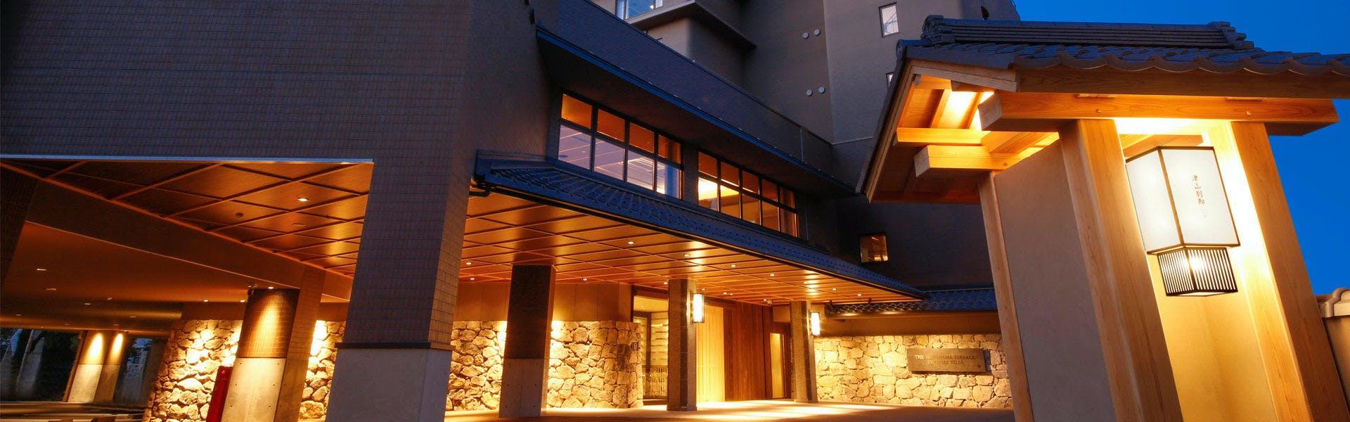 津山 ホテル
