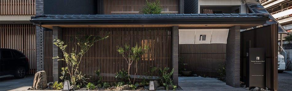 トモヤレジデンスホテル京都 二条高倉