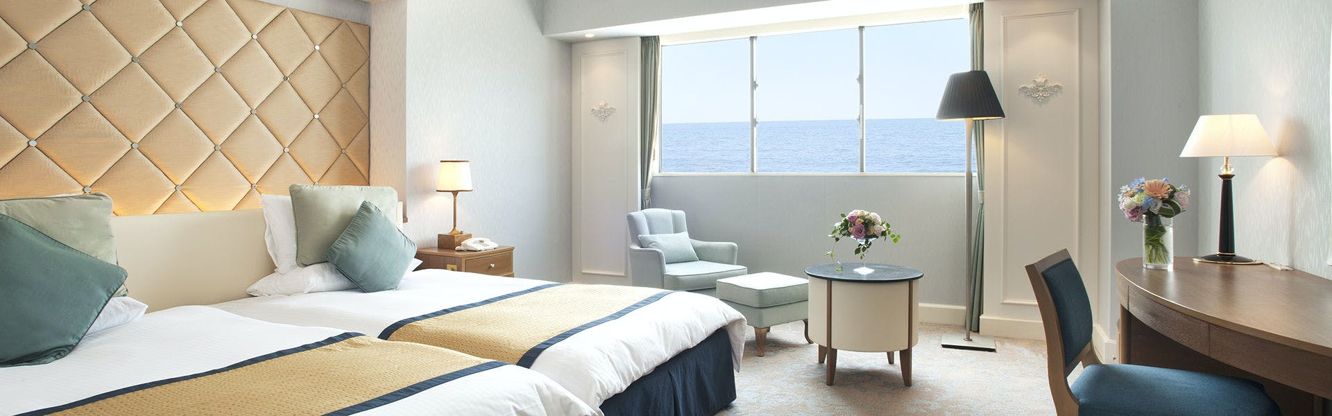 ホテルオークラ東京ベイ - 宿泊予約は[一休]