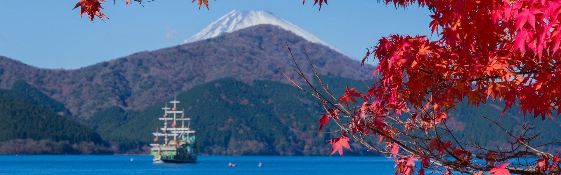 記念日におすすめのホテル・箱根ホテル 富士屋ホテルレイクビューアネックスの写真3
