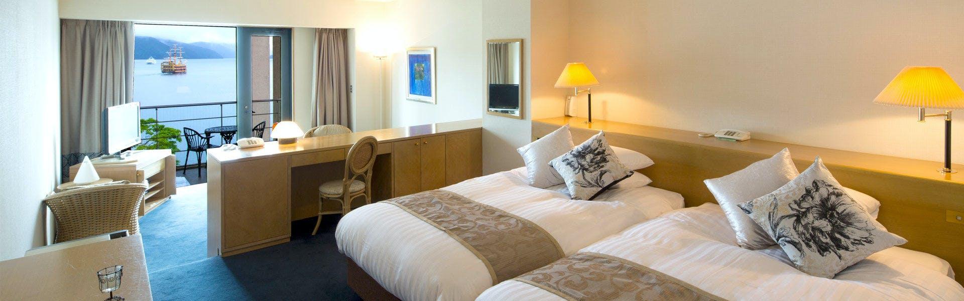 記念日におすすめのホテル・箱根ホテル 富士屋ホテルレイクビューアネックスの写真2