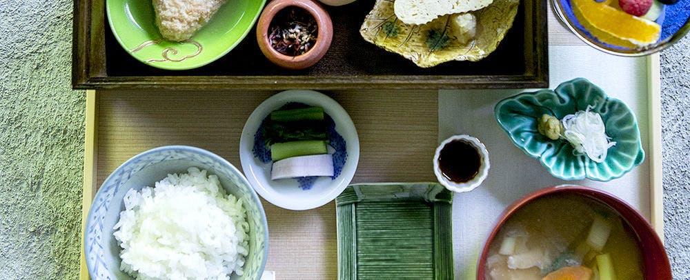 信州ダイニング 「TOBIRA」朝食一例