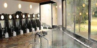 大浴場「神の湯」