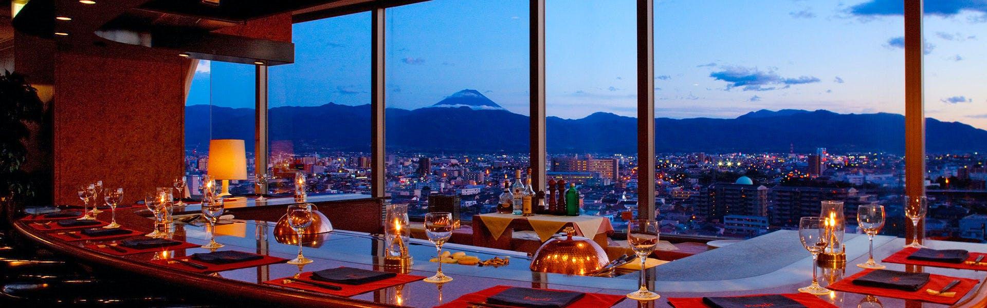 記念日におすすめのホテル・甲府 記念日ホテルの写真1