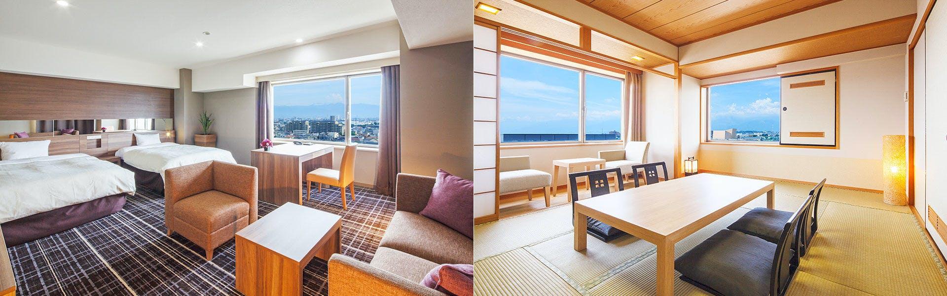 記念日におすすめのホテル・甲府 記念日ホテルの写真2