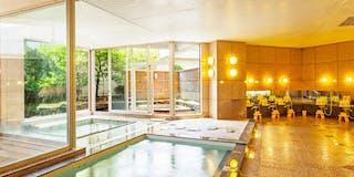 温泉大浴場・露天風呂「湯むら」