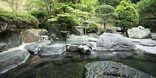 庭園露天風呂「竹林」