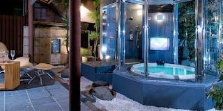 【匠館】庭園露天風呂付貴賓室 庭園露天風呂