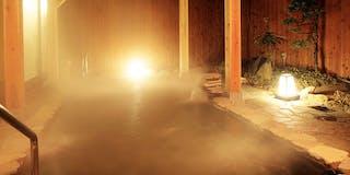 夢見の湯 露天風呂