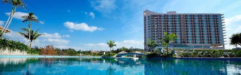 オキナワ マリオット リゾート & スパ(2021年10月1日よりオリエンタルホテル 沖縄リゾート&スパ)