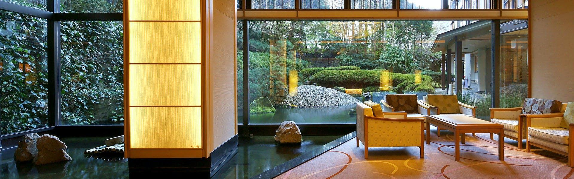 記念日におすすめのホテル・中の坊瑞苑の写真2