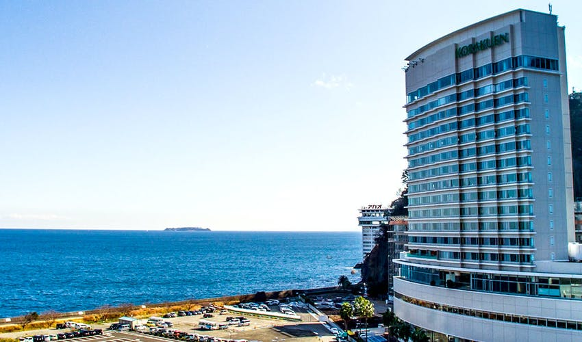 熱海後楽園ホテル 大浴場