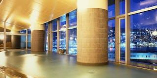 タワー館 大展望風呂「海望の湯」