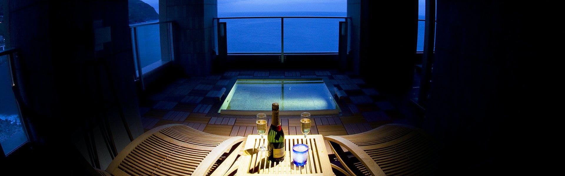 記念日におすすめのホテル・食べるお宿 浜の湯の写真3