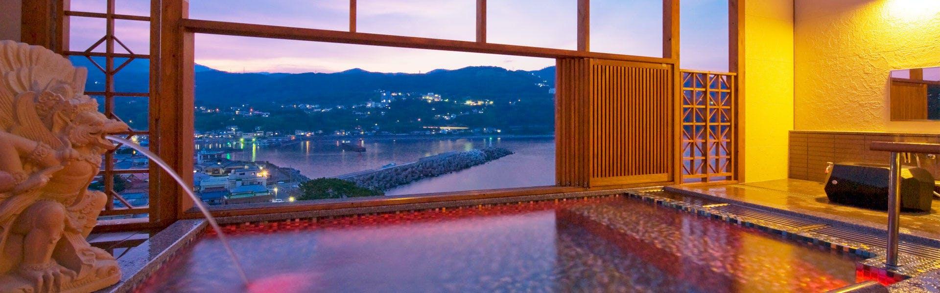 記念日におすすめのホテル・食べるお宿 浜の湯の写真1