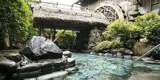 大浴場・露天風呂「彦星」