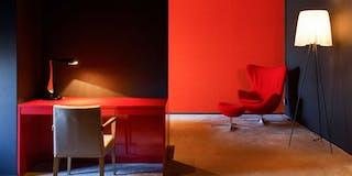 デザインを楽しむ、というお部屋の選び方