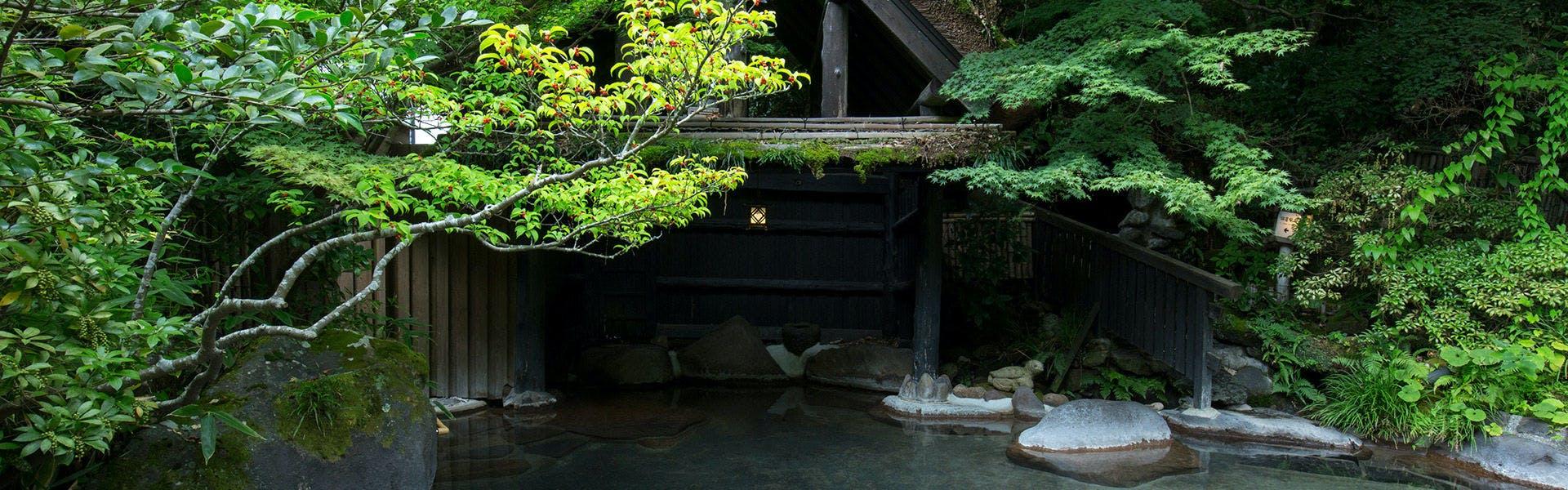 記念日におすすめのホテル・黒川温泉 旅館 奥の湯の写真3