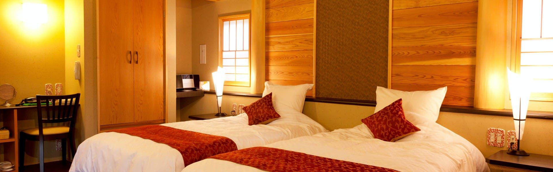 記念日におすすめのホテル・旅館 神仙の写真3