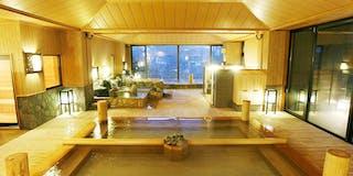「大湯処 季の湯」大浴場
