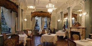 フレンチレストラン ルシェーヌ