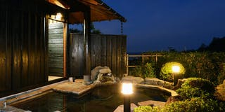 庭園露天風呂付離れ 特別室
