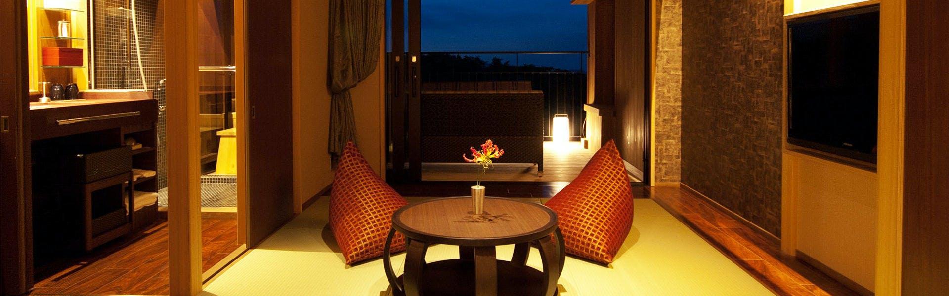 記念日におすすめのホテル・ホテルラフォーレ修善寺 山紫水明の写真3