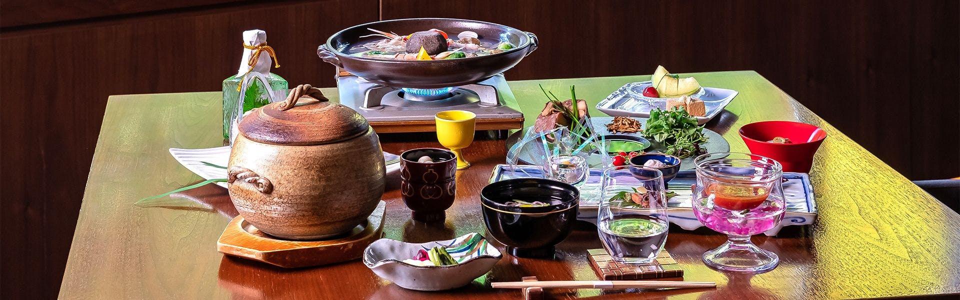 記念日におすすめのホテル・万葉の里 白雲荘の写真3