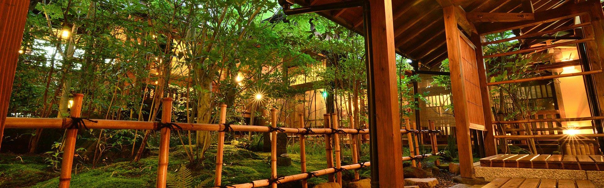 記念日におすすめのホテル・黒川温泉 お宿 のし湯の写真2