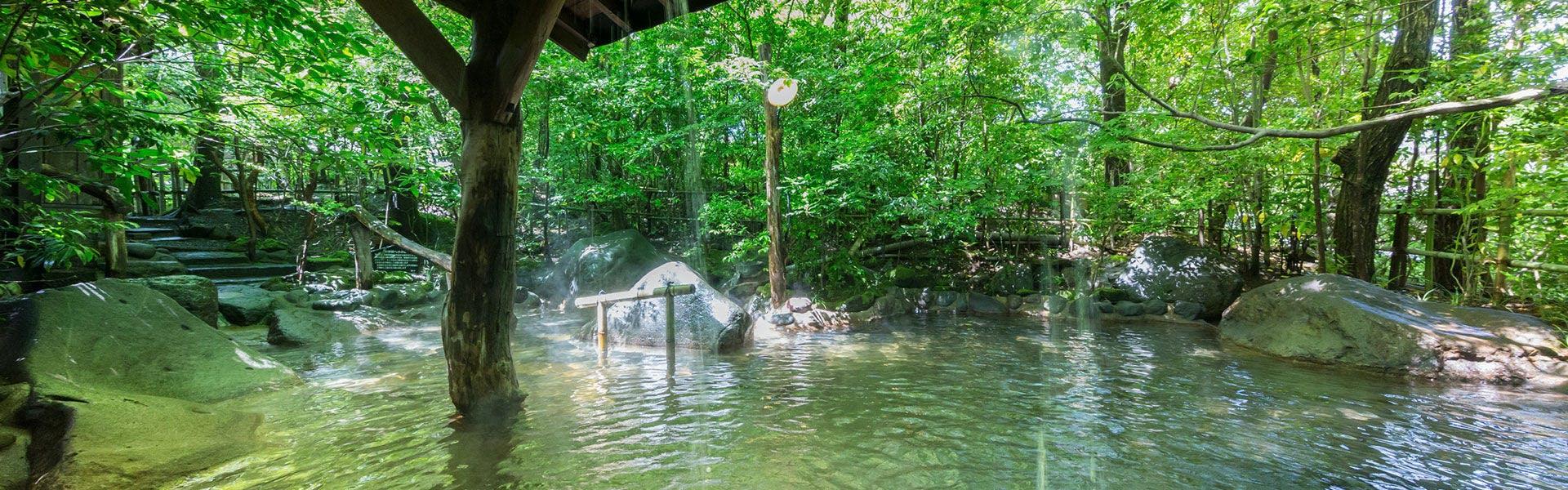 記念日におすすめのホテル・黒川温泉 お宿 のし湯の写真3