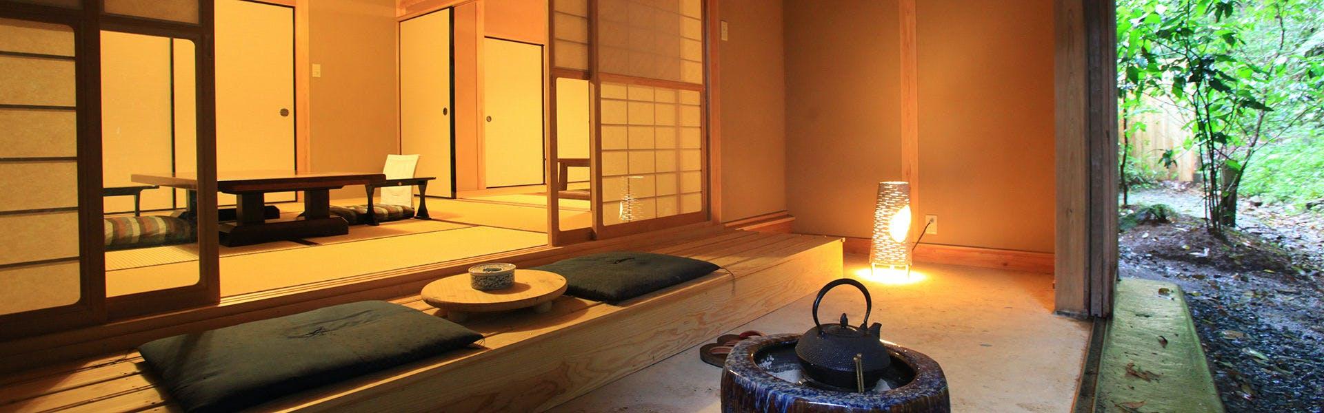 記念日におすすめのホテル・【平山温泉 豆富屋やまと】の写真1