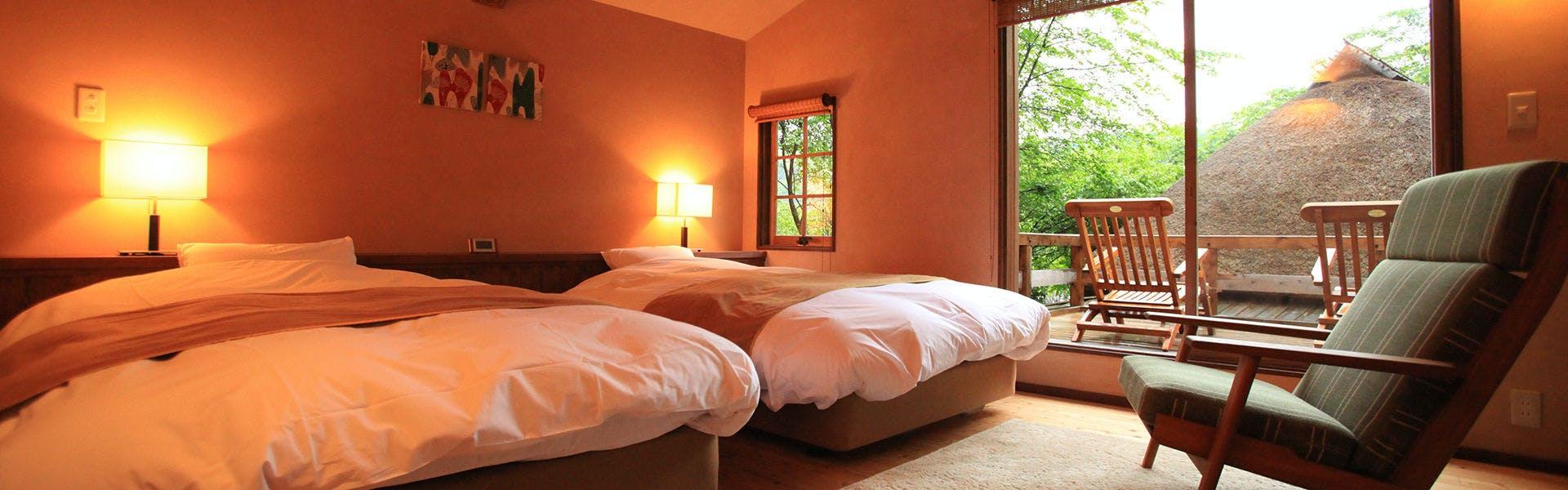 記念日におすすめのホテル・【平山温泉 豆富屋やまと】の写真2