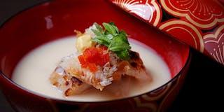 京野菜と炭火焼き料理