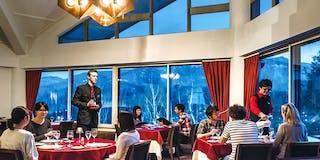 メインダイニング レストラン「現代」