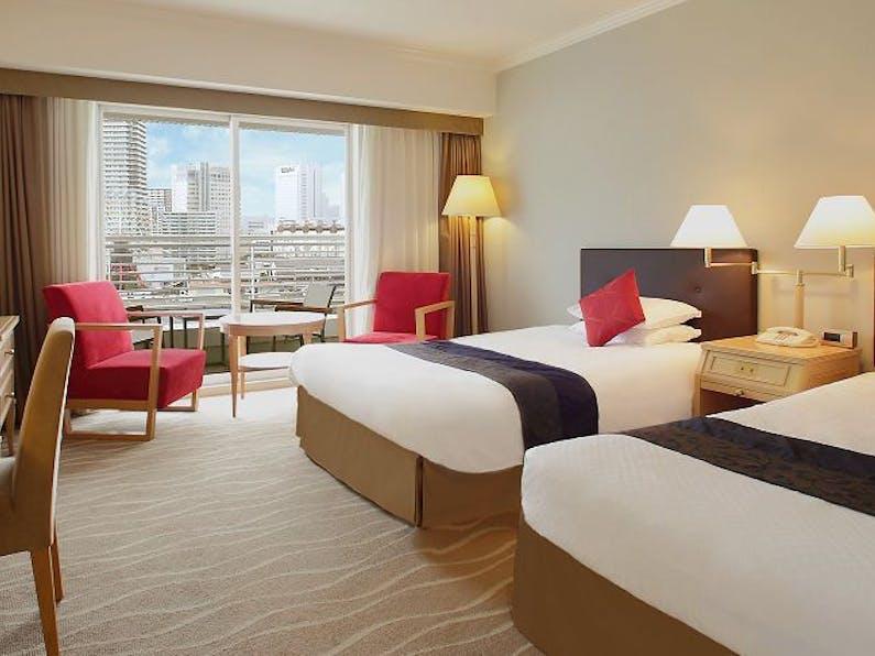 メリケンパーク ホテル 神戸 オリエンタル