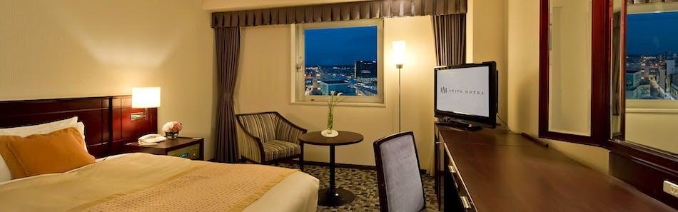 秋田ホテル(2021年12月13日よりANAクラウンプラザホテル秋田)