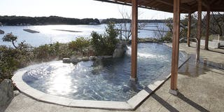 庭園露天風呂(男湯)