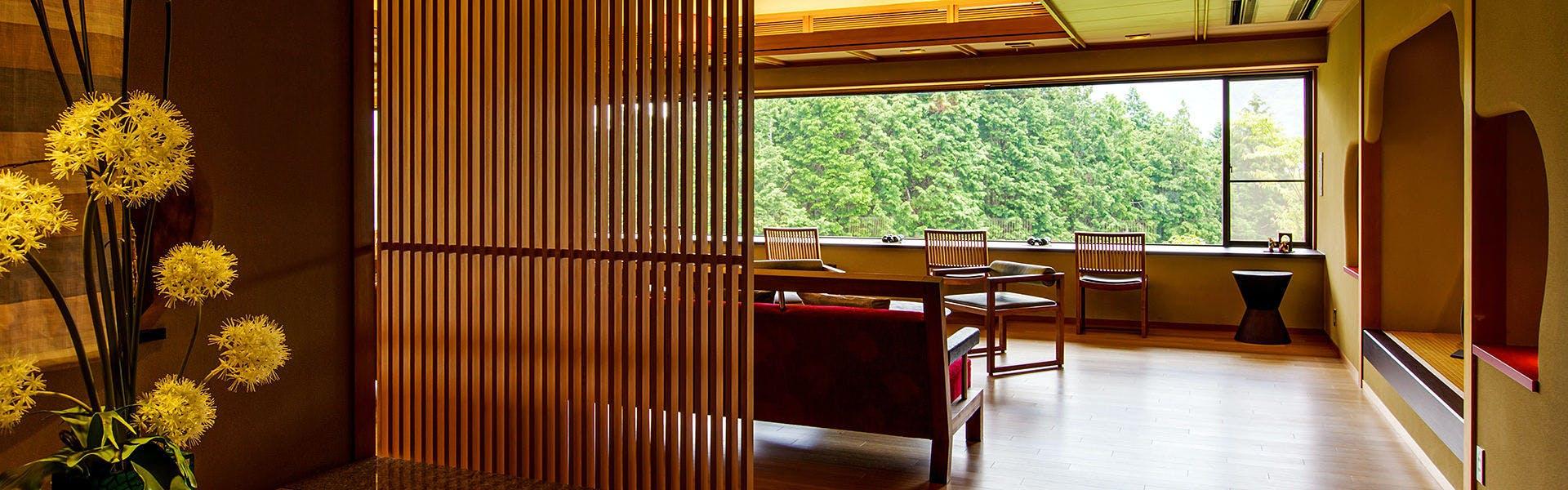 記念日におすすめのホテル・箱根芦ノ湖温泉 和心亭 豊月の写真1