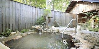 貸切露天風呂「星の林」