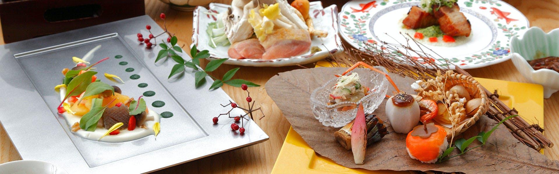 記念日におすすめのホテル・宙 SORA 渡月荘金龍の写真3