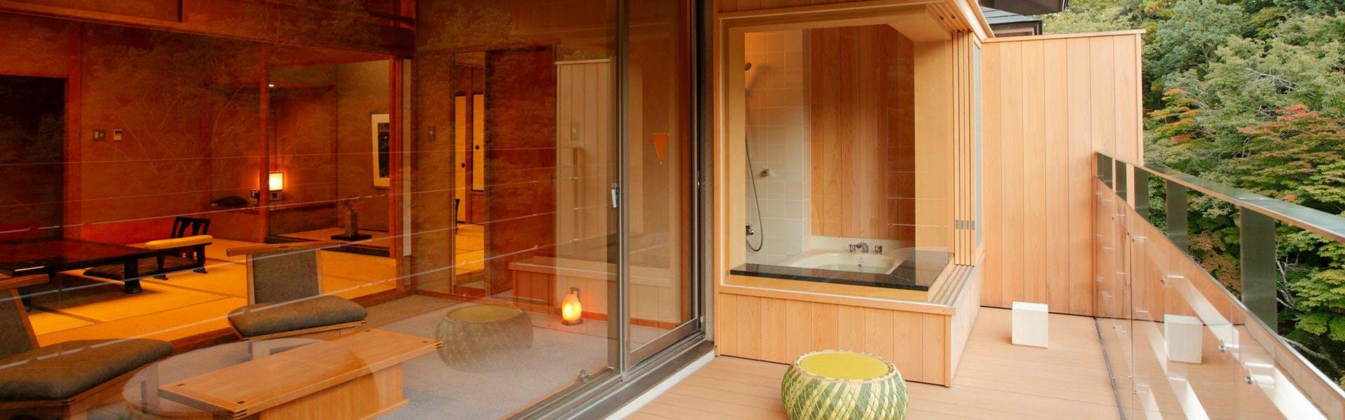 記念日におすすめのホテル・宙 SORA 渡月荘金龍の写真2