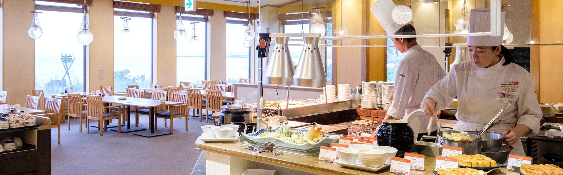 ビュッフェレストラン ラ・メール