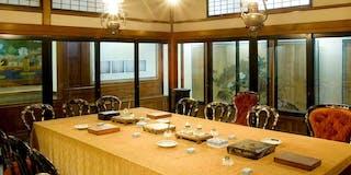 国の登録有形文化財に認定された日清講和条約締結会場を再現した記念館