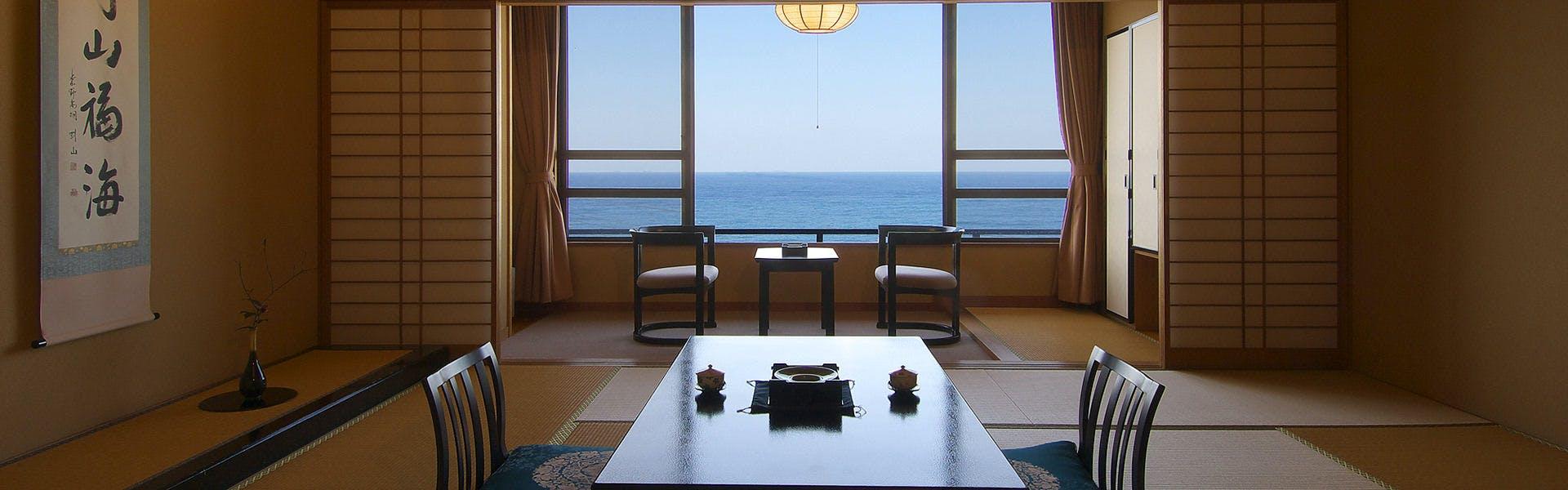 記念日におすすめのホテル・ねぶた温泉 海游能登の庄の写真1