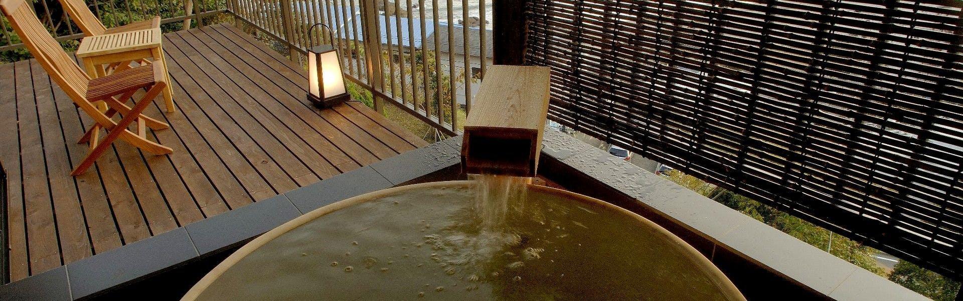 記念日におすすめのホテル・今井浜温泉 桐のかほり 咲楽の写真2